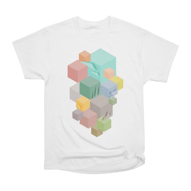 Natural habitat Women's Heavyweight Unisex T-Shirt by YANMOS