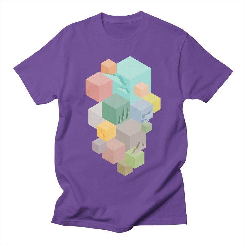 Natural habitat Men's Regular T-Shirt by YANMOS
