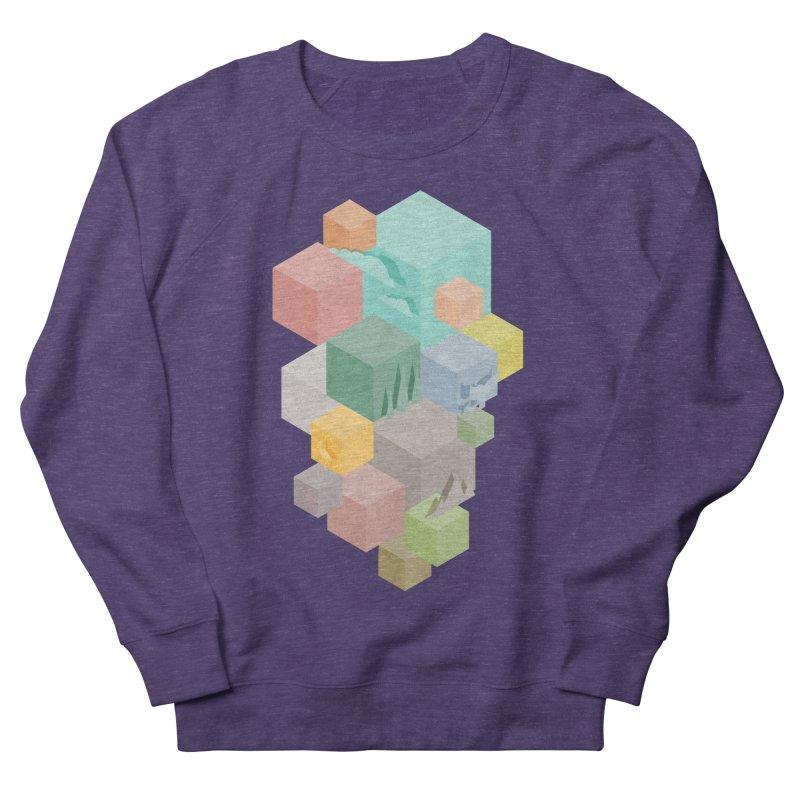 Natural habitat Women's French Terry Sweatshirt by YANMOS