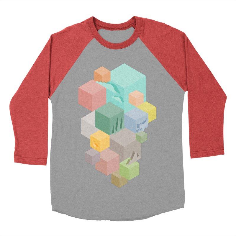 Natural habitat Women's Baseball Triblend Longsleeve T-Shirt by YANMOS