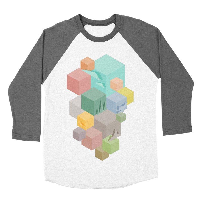 Natural habitat Men's Baseball Triblend Longsleeve T-Shirt by YANMOS