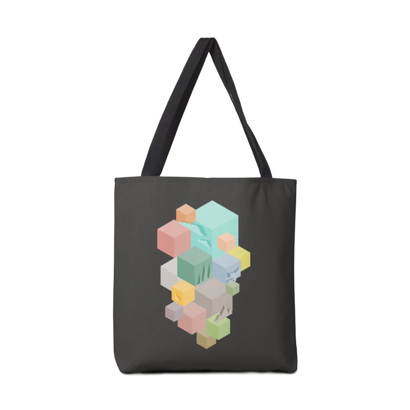 Natural habitat Accessories Tote Bag Bag by YANMOS