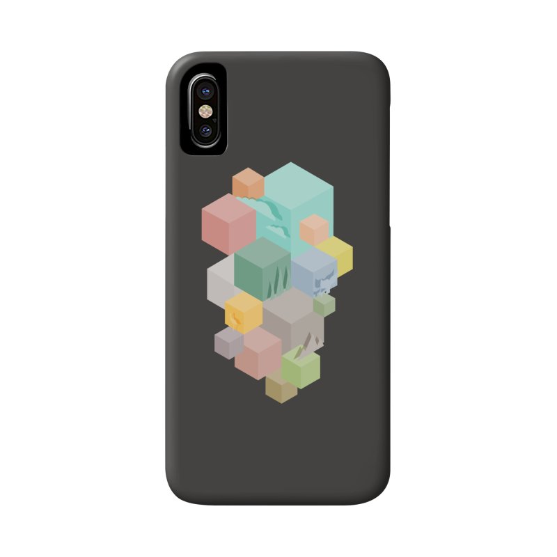 Natural habitat Accessories Phone Case by YANMOS