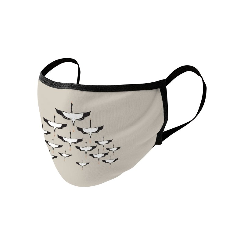 V-formation Accessories Face Mask by YANMOS