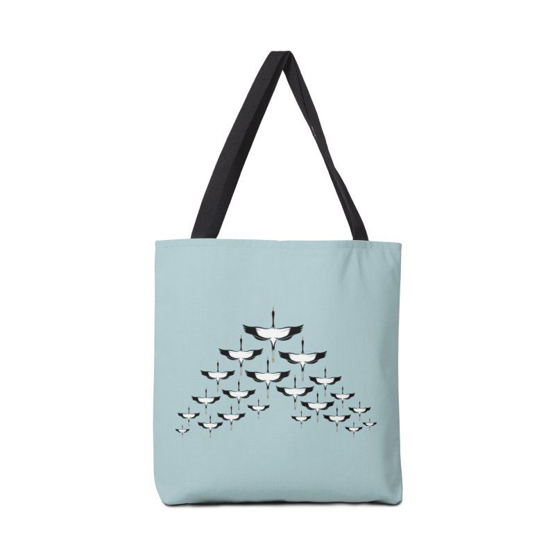 V-formation Accessories Bag by YANMOS