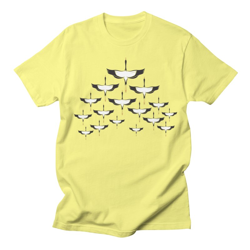 Chevron Men's Regular T-Shirt by YANMOS