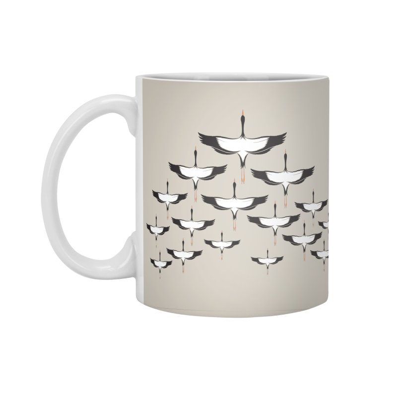 Chevron Accessories Standard Mug by YANMOS