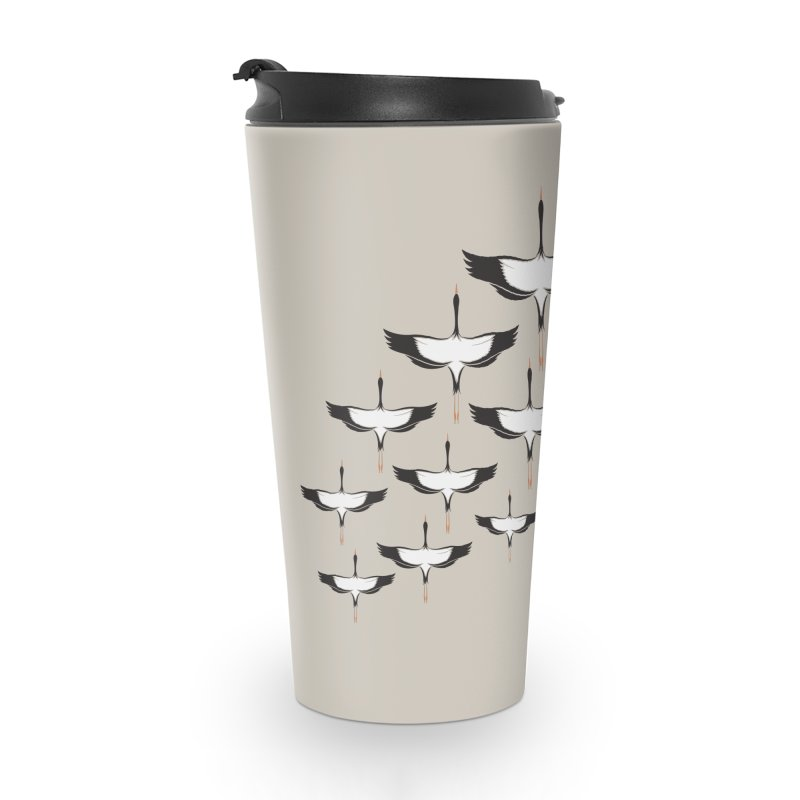 Chevron Accessories Mug by YANMOS