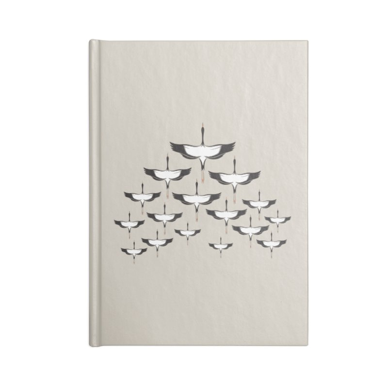 Chevron Accessories Notebook by YANMOS