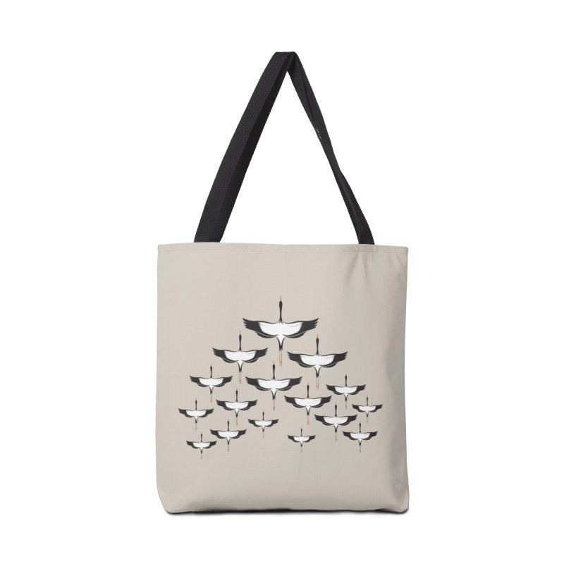 Chevron Accessories Bag by YANMOS