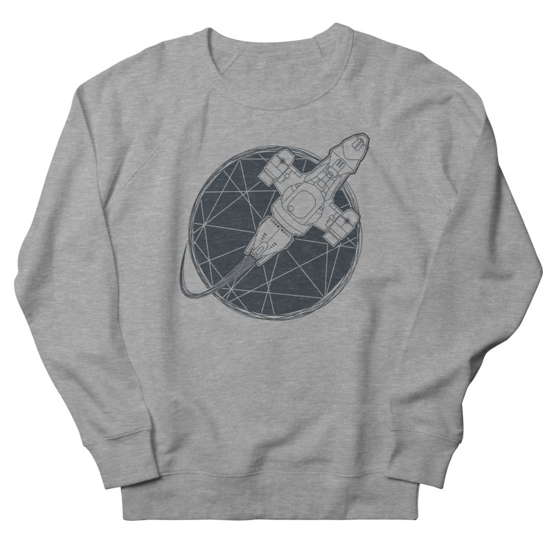 Shining star Men's Sweatshirt by Yanmos's Artist Shop