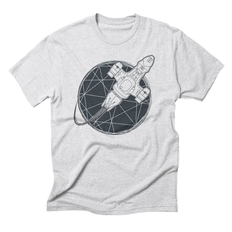 Shining star Men's Triblend T-shirt by Yanmos's Artist Shop