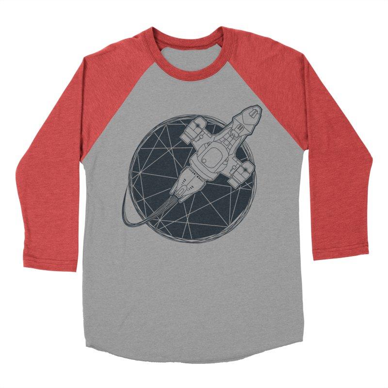 Shining star Women's Baseball Triblend T-Shirt by Yanmos's Artist Shop