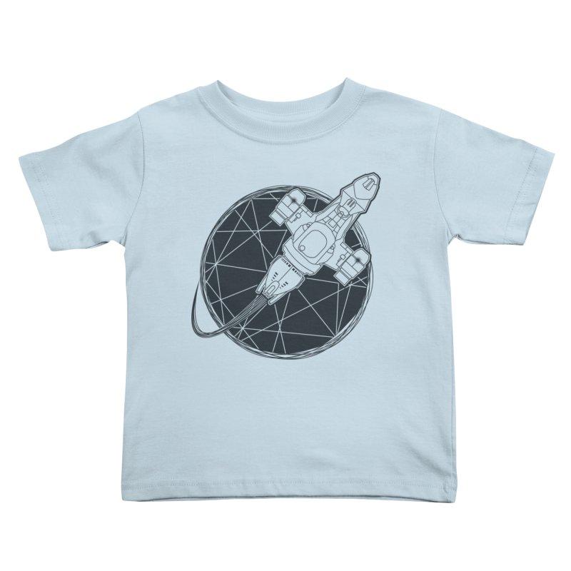 Shining star Kids Toddler T-Shirt by Yanmos's Artist Shop