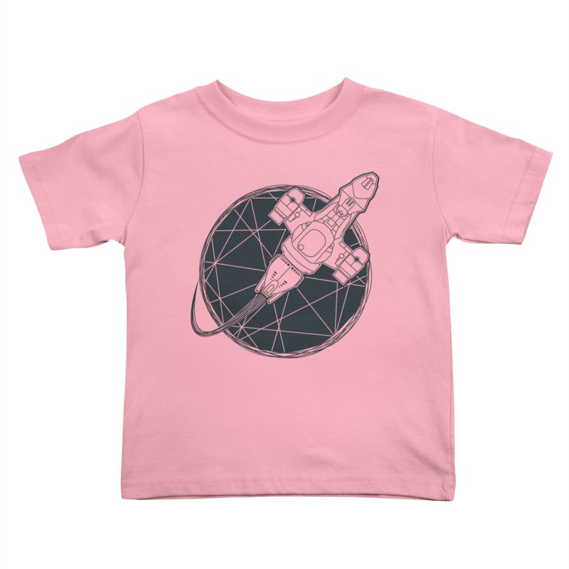 Shining star Kids Toddler T-Shirt by Yanmos's Artist Shop
