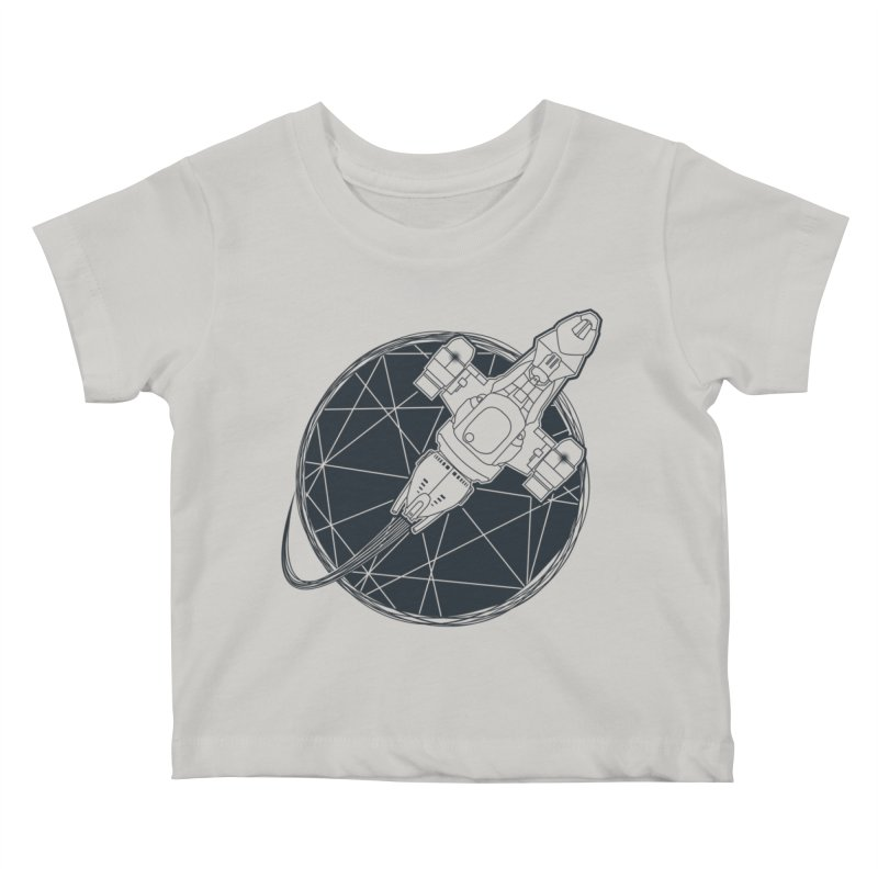 Shining star Kids Baby T-Shirt by Yanmos's Artist Shop
