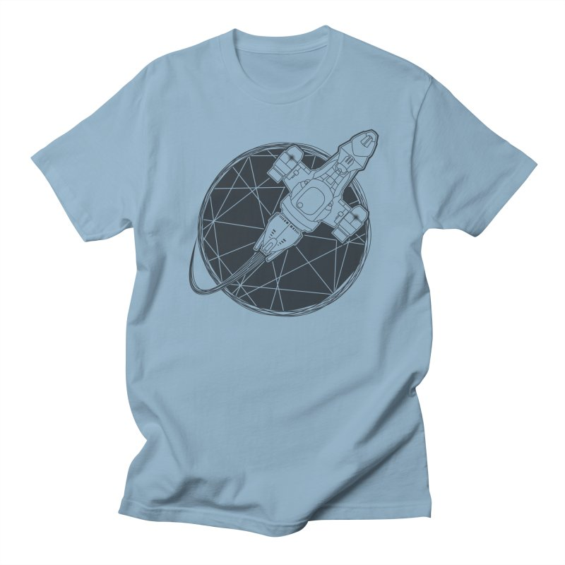 Shining star Men's T-Shirt by YANMOS