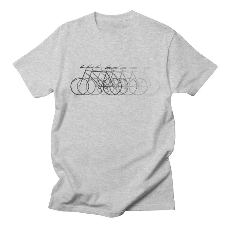 Just bike Men's T-shirt by Yanmos's Artist Shop