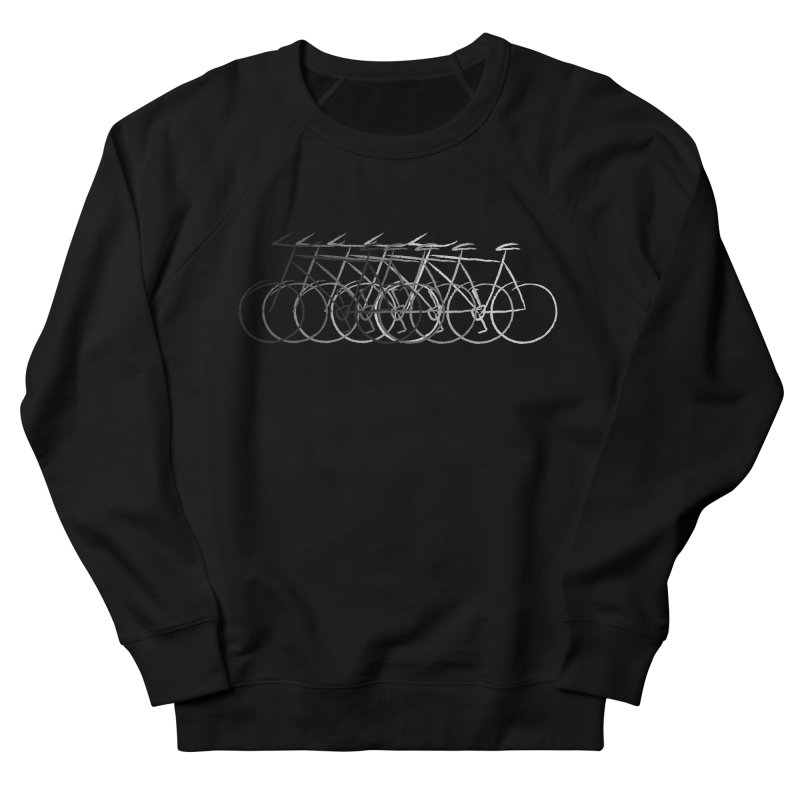 Just bike Men's Sweatshirt by Yanmos's Artist Shop