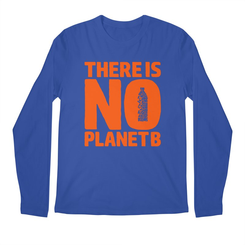 No Planet B Men's Regular Longsleeve T-Shirt by YANMOS