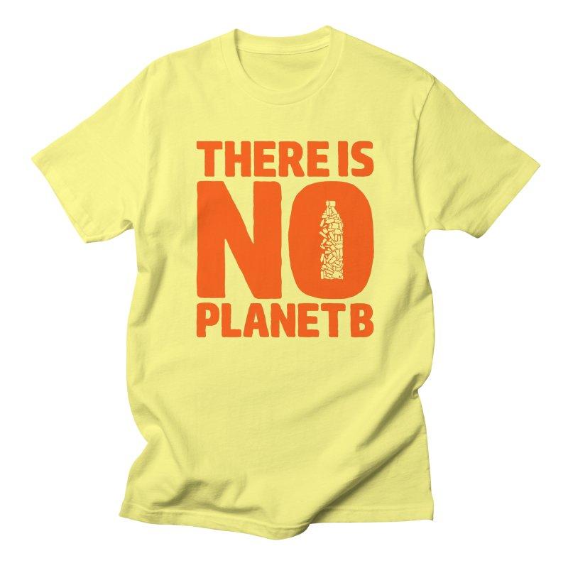 No Planet B Men's Regular T-Shirt by YANMOS