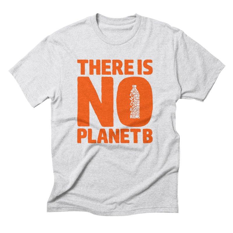 No Planet B Men's Triblend T-Shirt by YANMOS