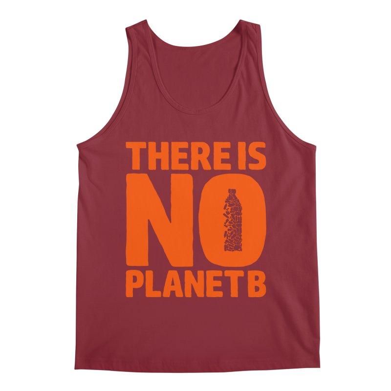 No Planet B Men's Tank by YANMOS