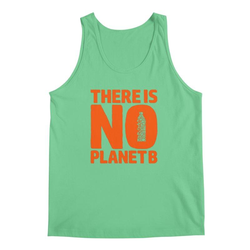 No Planet B Men's Regular Tank by YANMOS