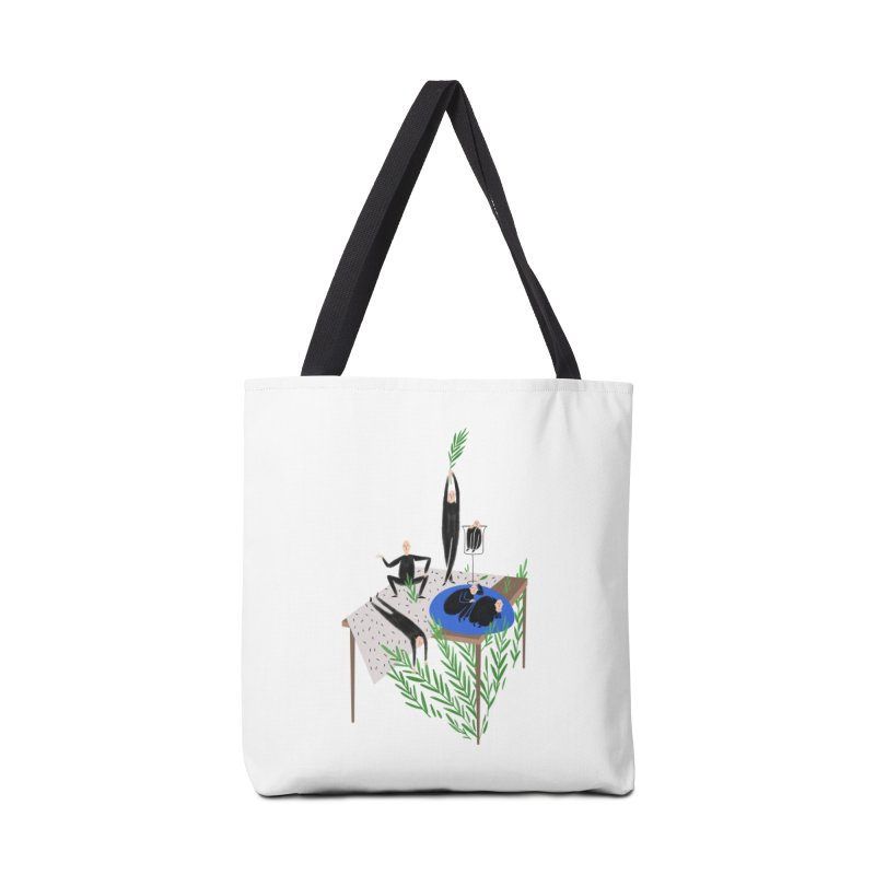 human stilllife Accessories Bag by yannachinz's Artist Shop