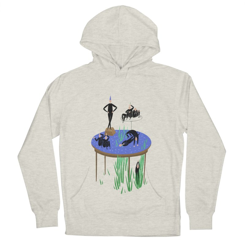 human stilllife 2 Women's Pullover Hoody by yannachinz's Artist Shop