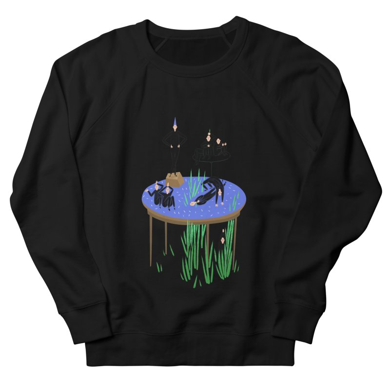 human stilllife 2 Women's Sweatshirt by yannachinz's Artist Shop