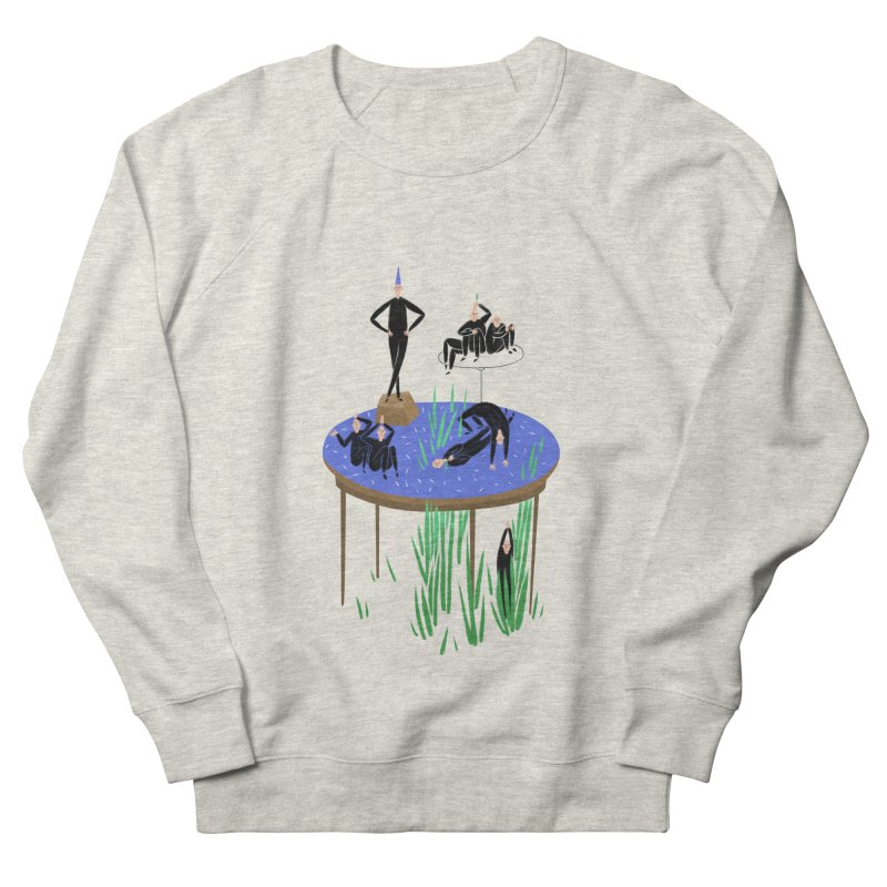 human stilllife 2 Men's Sweatshirt by yannachinz's Artist Shop