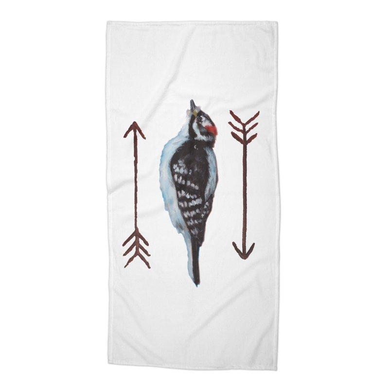 Nest Fiasco Accessories Beach Towel by yardwolves's Artist Shop
