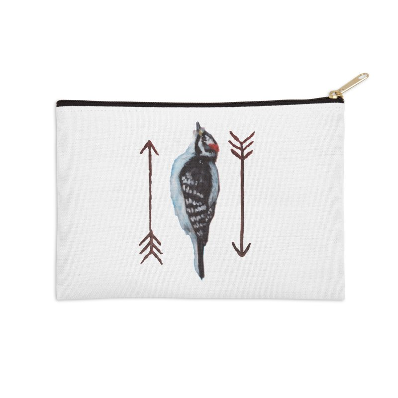Nest Fiasco Accessories Zip Pouch by yardwolves's Artist Shop