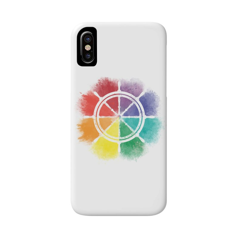 Color Wheel Accessories Phone Case by Yargyle's Artist Shop