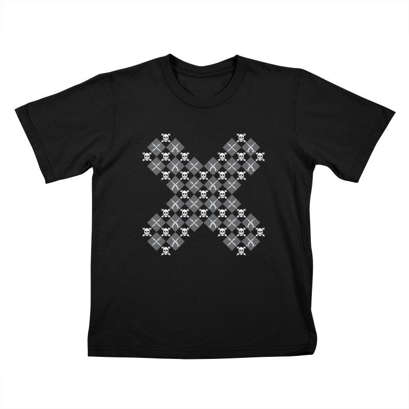 Yargyle Kids T-Shirt by Yargyle's Artist Shop