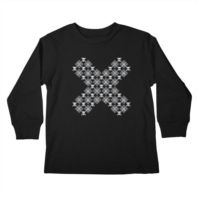 Yargyle Kids Longsleeve T-Shirt by Yargyle's Artist Shop