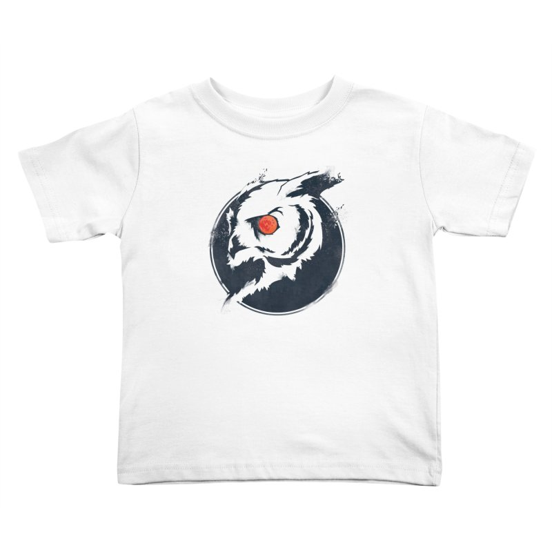 Night Vision Kids Toddler T-Shirt by Yargyle's Artist Shop