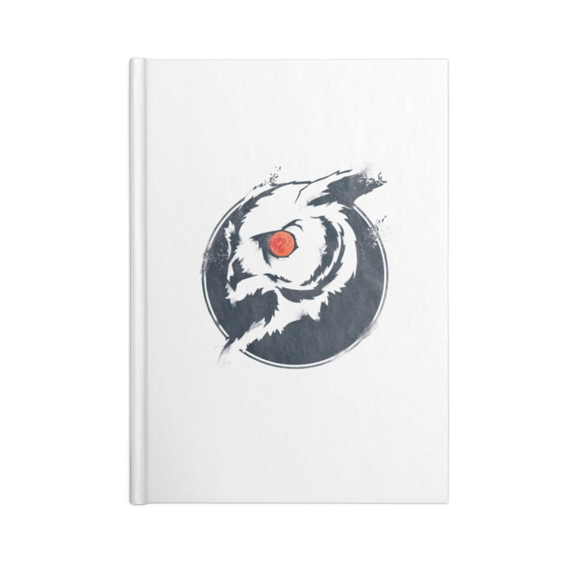 Night Vision Accessories Notebook by Yargyle's Artist Shop