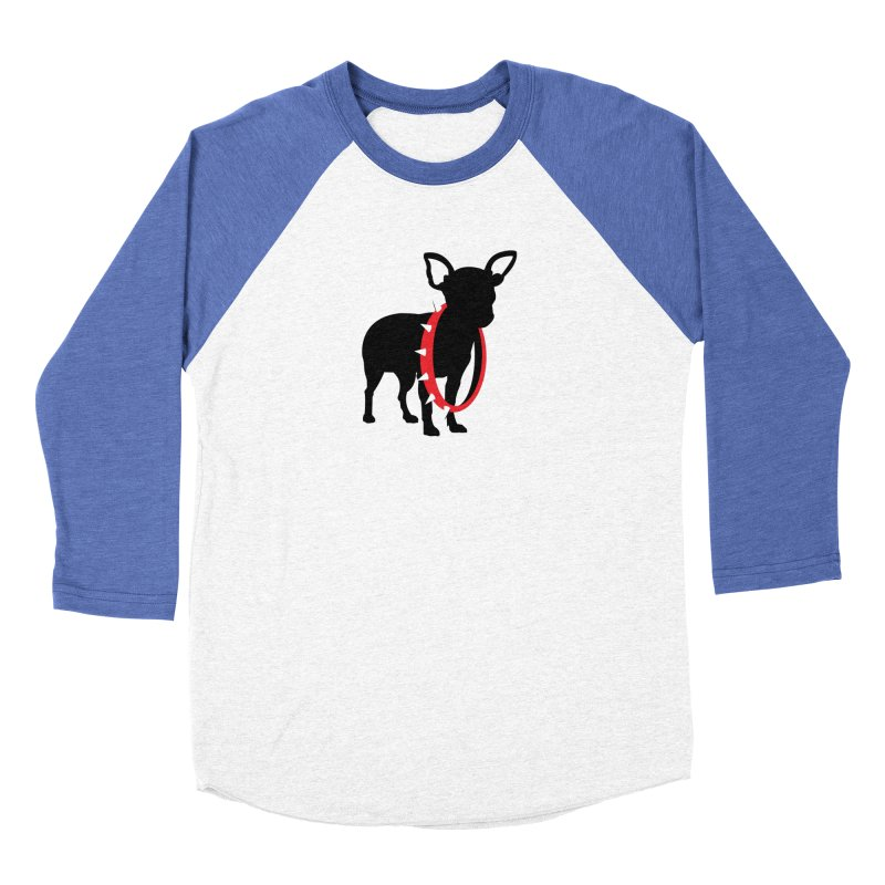 Underdog Women's Baseball Triblend T-Shirt by Yargyle's Artist Shop