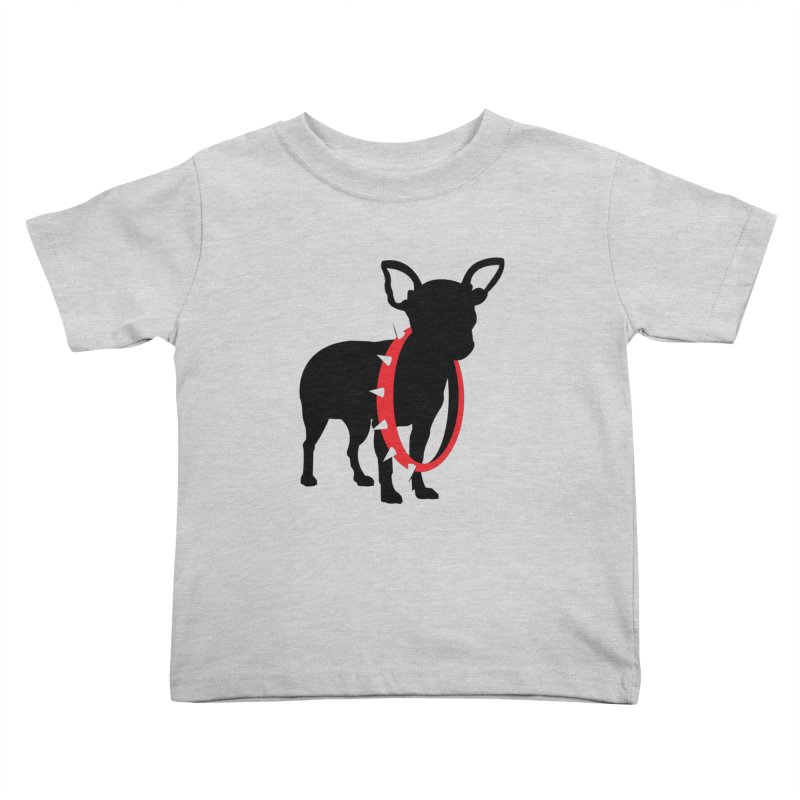 Underdog Kids Toddler T-Shirt by Yargyle's Artist Shop