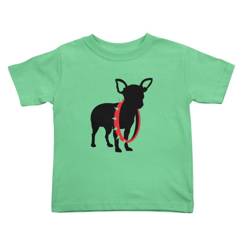 Underdog Kids Toddler T-Shirt by Yargyle's Artist Shop
