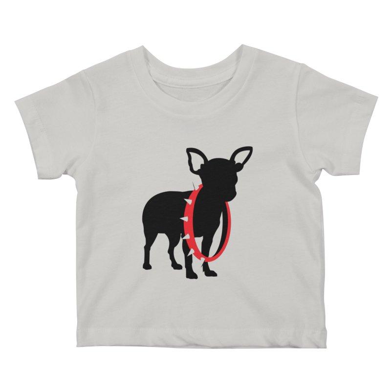 Underdog Kids Baby T-Shirt by Yargyle's Artist Shop