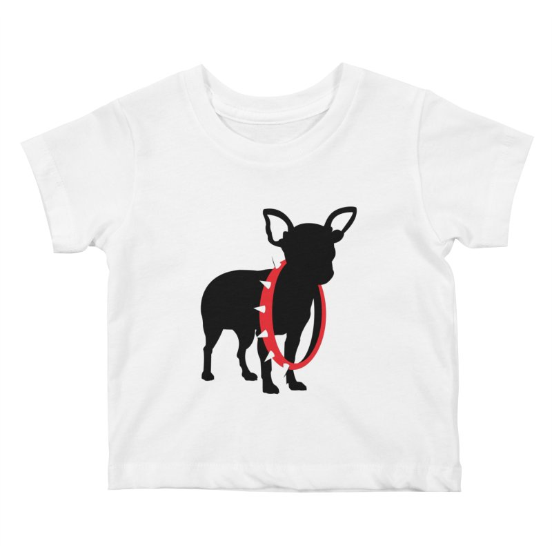 Underdog Kids Baby T-Shirt by Yargyle's Artist Shop