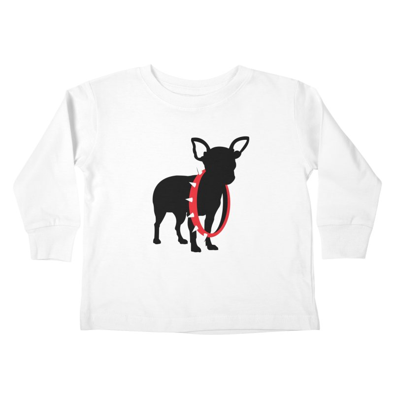 Underdog Kids Toddler Longsleeve T-Shirt by Yargyle's Artist Shop