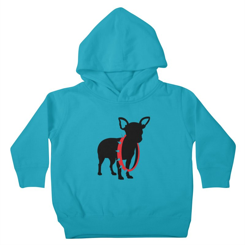 Underdog Kids Toddler Pullover Hoody by Yargyle's Artist Shop