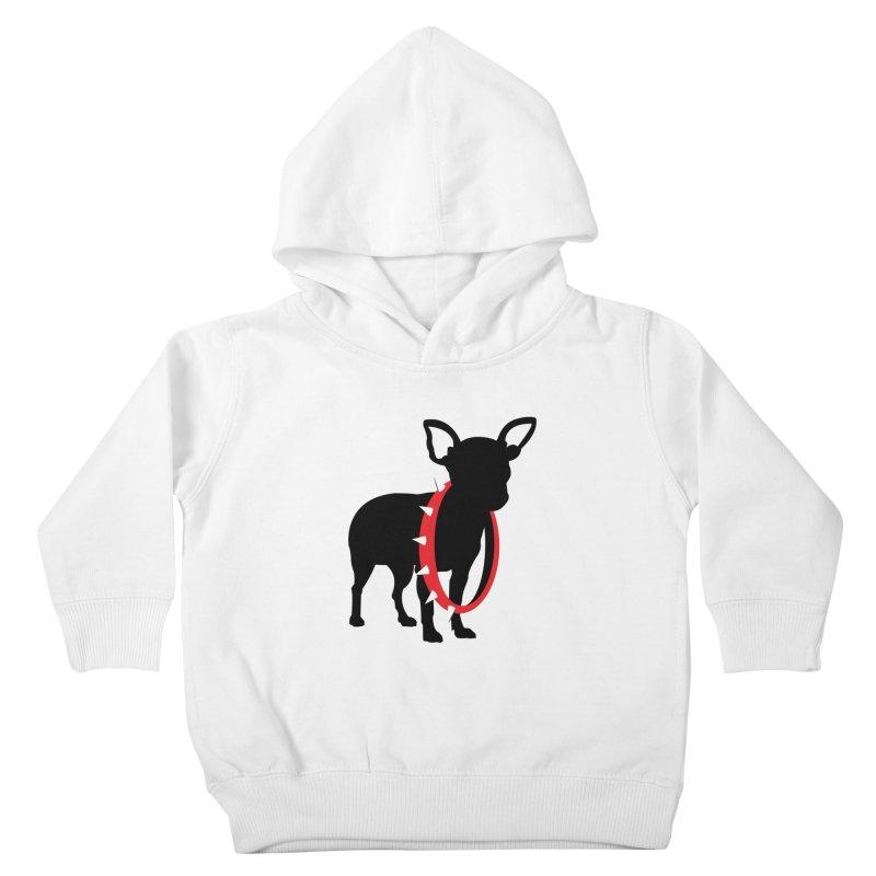 Underdog Kids Toddler Pullover Hoody by Yargyle's Artist Shop