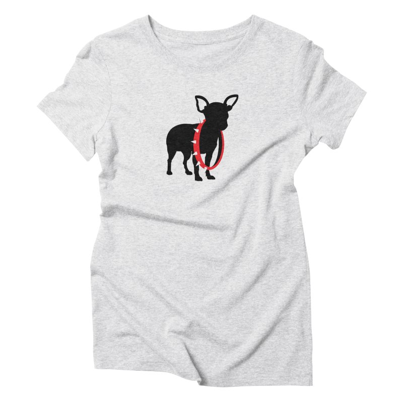 Underdog Women's Triblend T-Shirt by Yargyle's Artist Shop