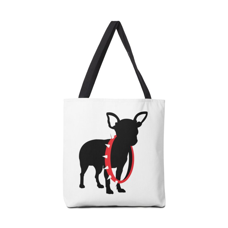 Underdog Accessories Bag by Yargyle's Artist Shop