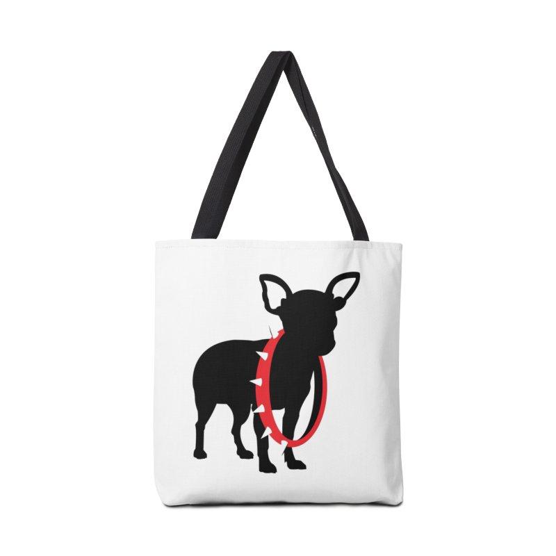 Underdog Accessories Bag by Yargyle's Artist Shop